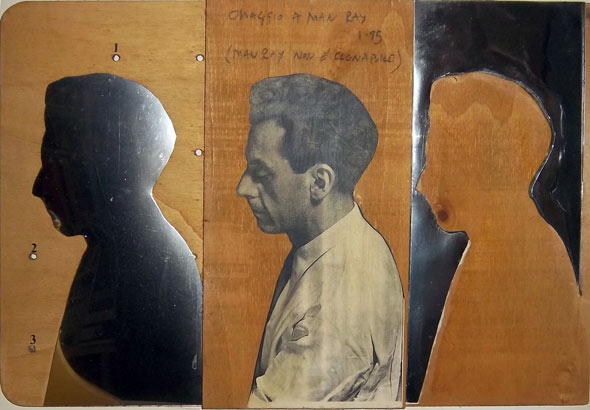 Emilio Leofreddi - Omaggio a Man Ray