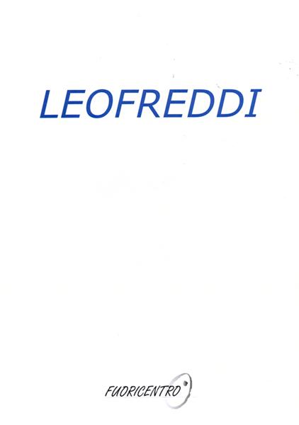 Leofreddi - catalogo