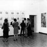 Andrea Claro - mostra Galleria Fuoricentro