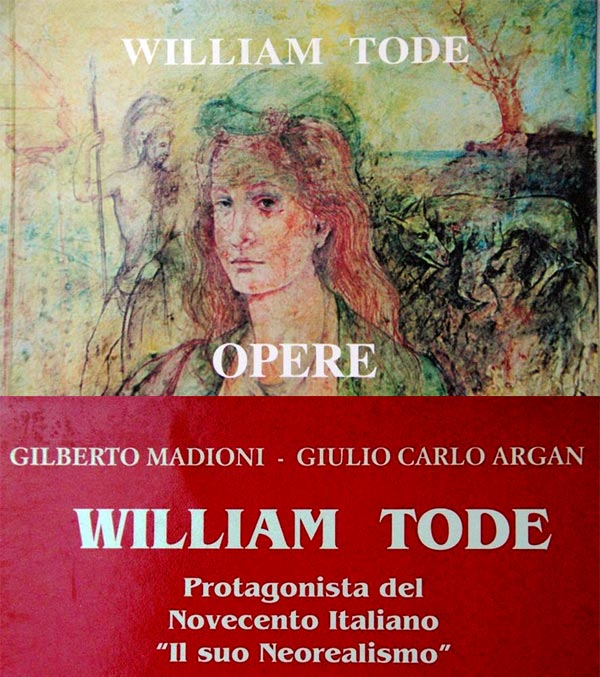 William Tode – Catalogo mostra personale. Galleria Fuoricentro