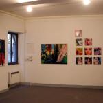 Lidia Bachis - catalogo mostra Fuoricentro